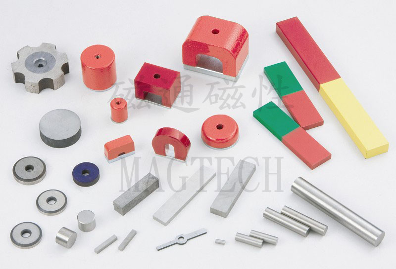 Alnico Metal Permanent Magnets